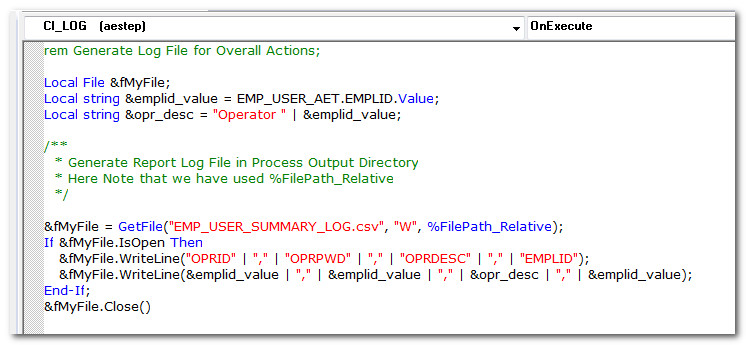 generate-report-log-file-in-process-output-directory-with-peoplesoft-appengine